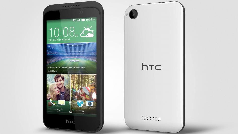 HTC Desire 320 unveiled at CES 2015