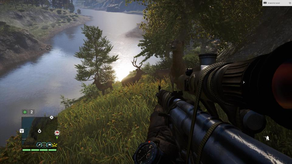 how to climb radio tower far cry 4