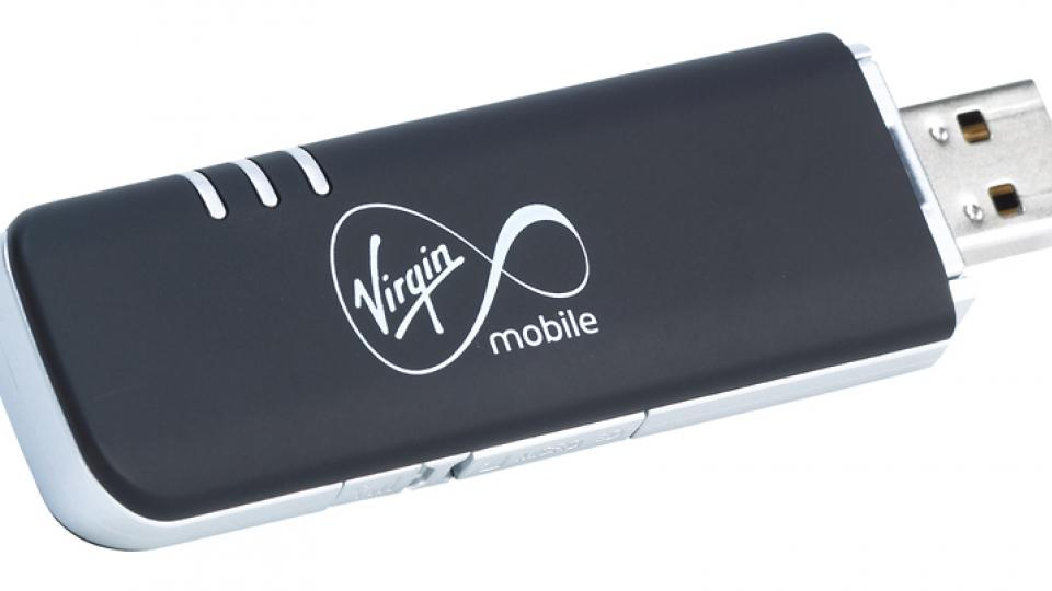 Virgin Mobil Broad Band To Go