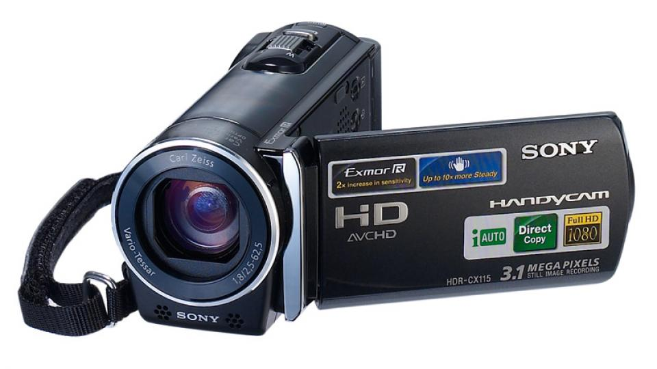 Sony HDR-CX115E review | Expert Reviews