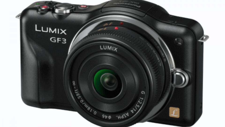 Gallery of images, with the help of which you will be able to understand the meaning of the word lumix gf3