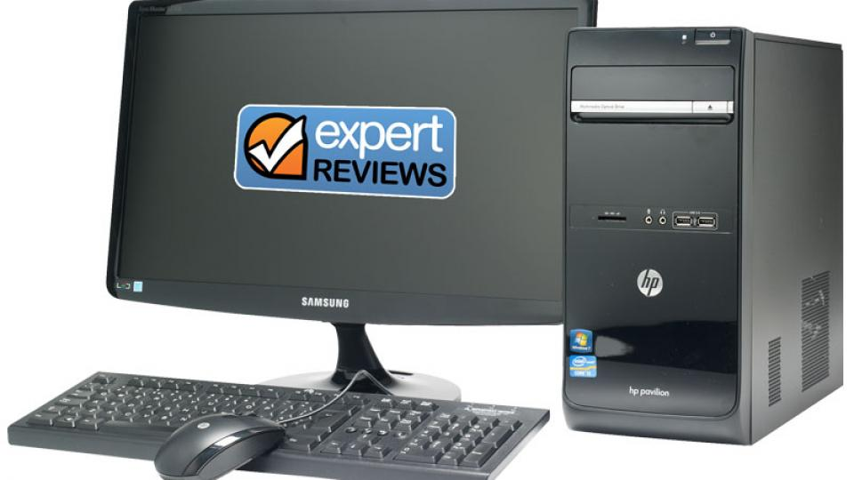 HP Pavilion p6-2022uk Desktop PC Bundle review | Expert ...