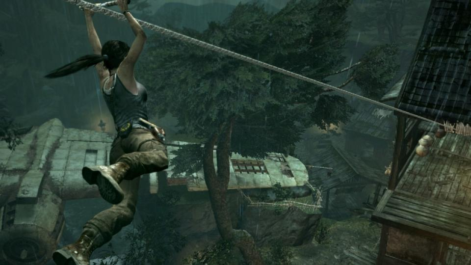 how to play tomb raider co-op