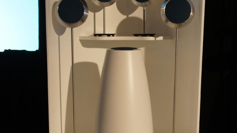 bang olufsen beolab 14 surround sound system launched. Black Bedroom Furniture Sets. Home Design Ideas