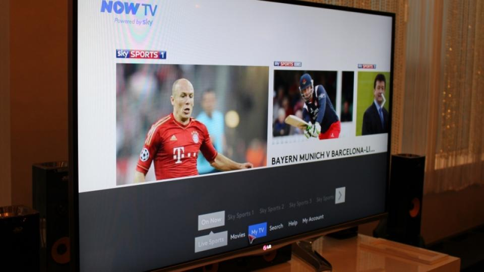 how to download now tv on lg smart tv