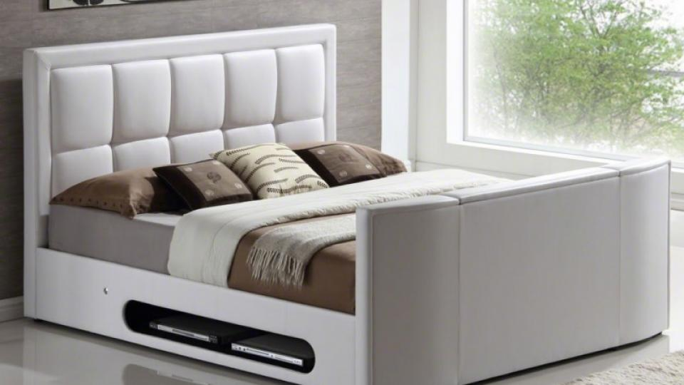 Tv In Bed : Tv bed azure review expert reviews