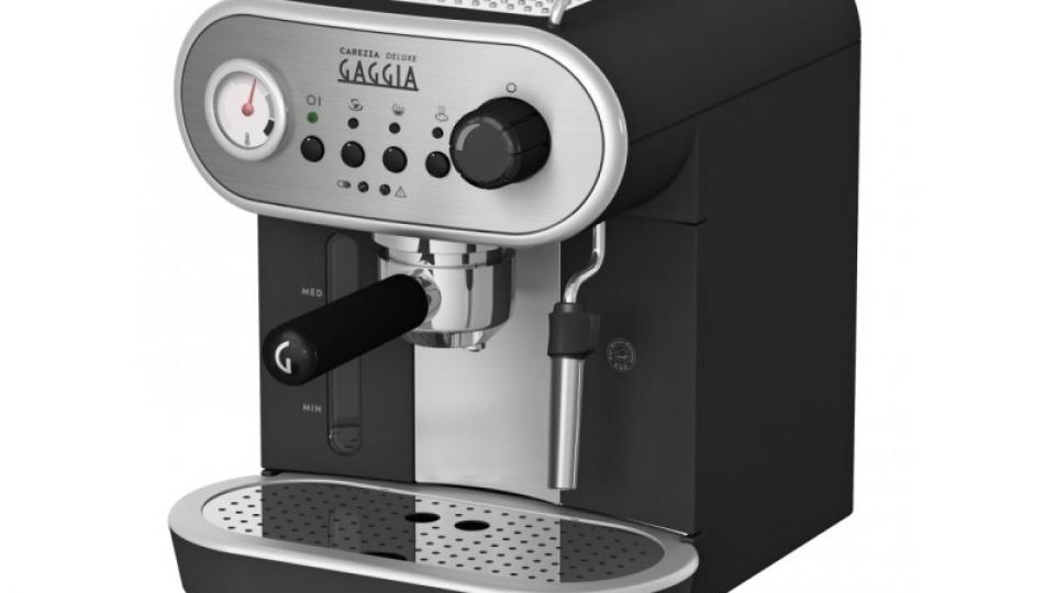 Gaggia Carezza Deluxe review   Expert Reviews