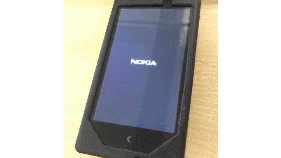 Nokia Normandy Android smartphone prototype spotted ...