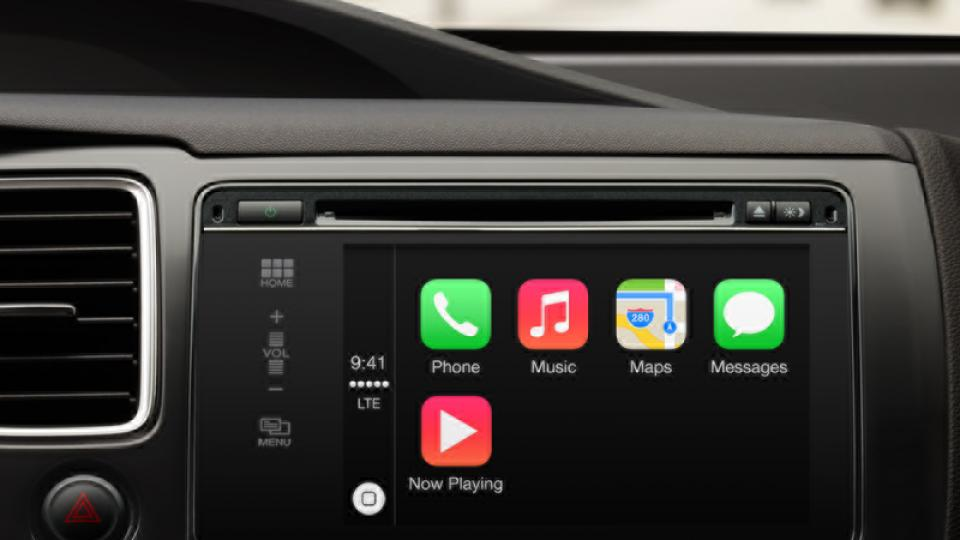 Apple CarPlay puts iOS on your dashboard   Expert Reviews