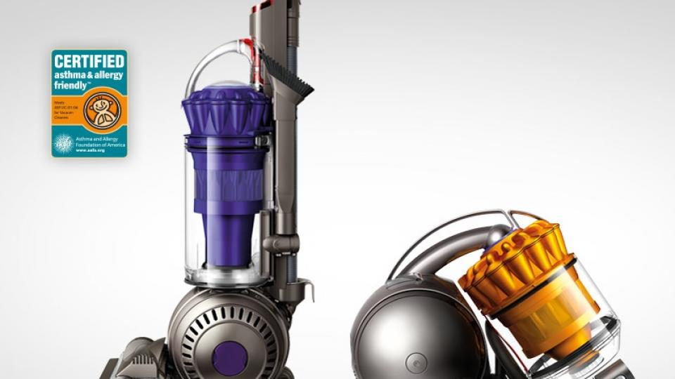 Dust Busting Dyson Talks Allergies And How To Keep Them