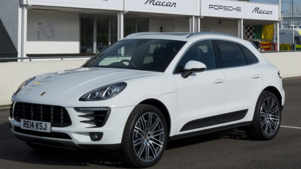 Porsche Macan Review Hands-on | 3 | Expert Reviews