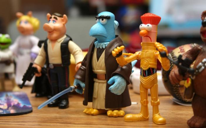 Muppets Star Wars