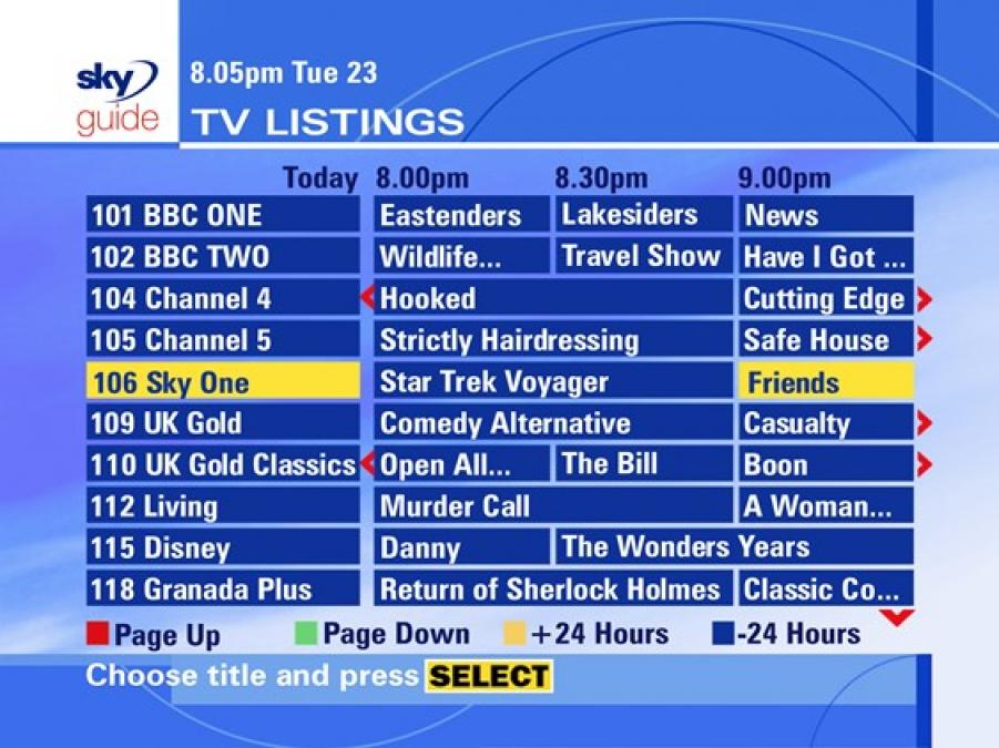 Sky movies star wars tv guide / The cat in the hat knows