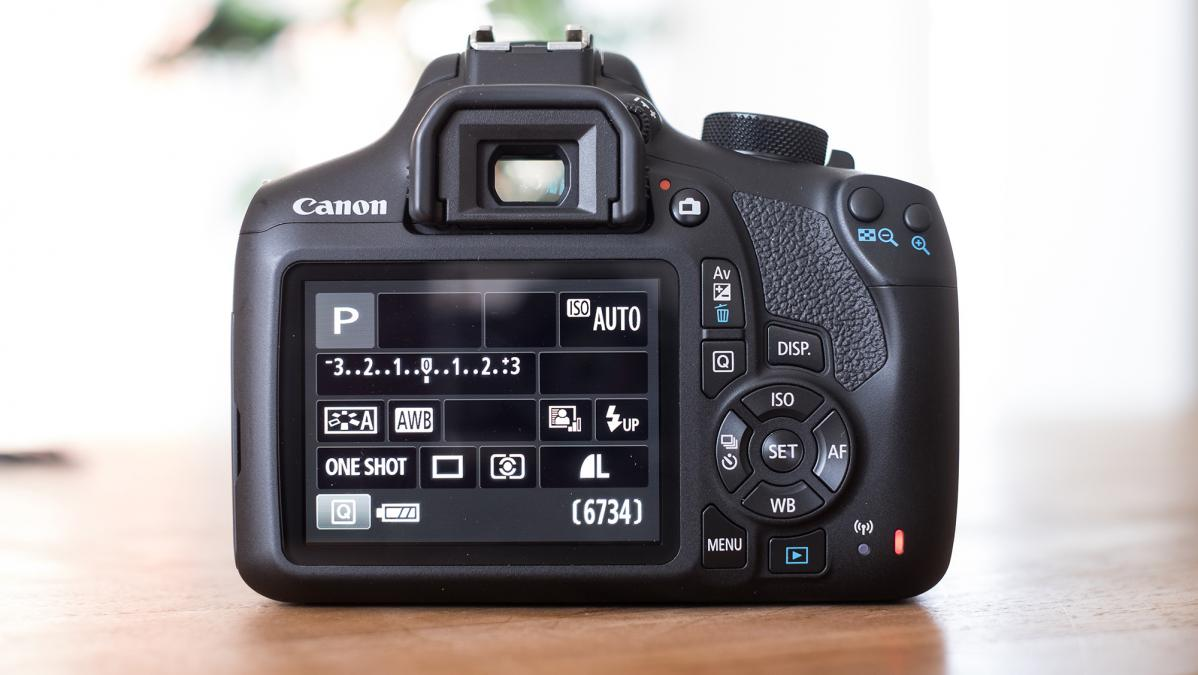 Canon EOS 1300D - pictures | Expert Reviews
