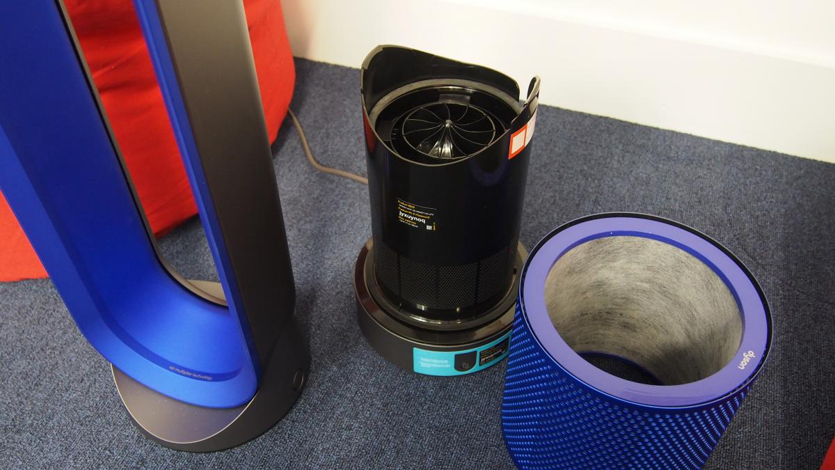 Dyson Pure Cool Link - pictures | Expert Reviews