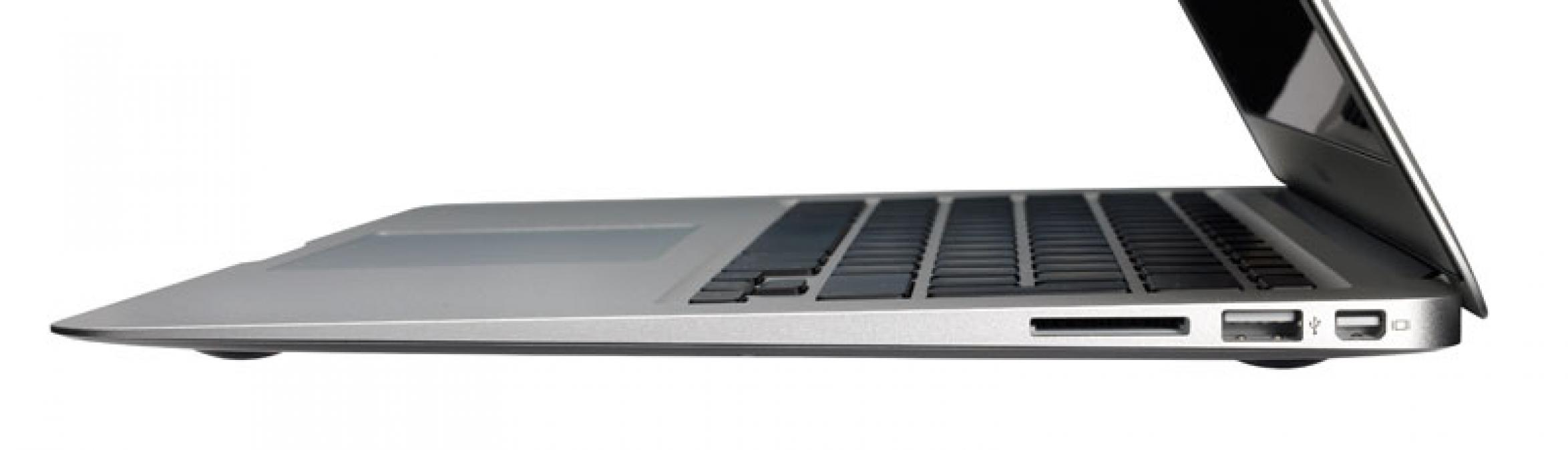 MacBook Air 13in Right side