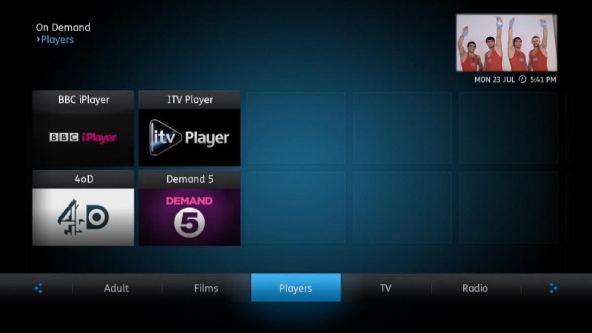 YouView Players