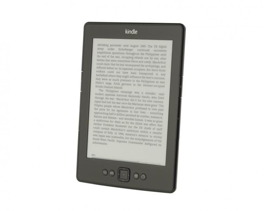 Kindle reviews uk