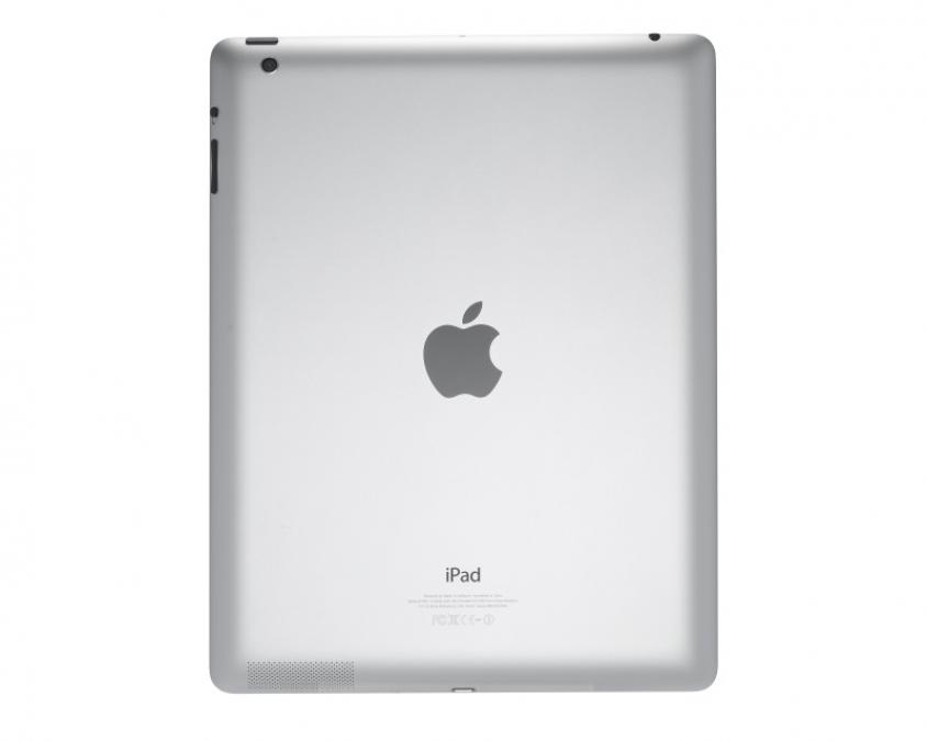 Apple iPad 4 rear