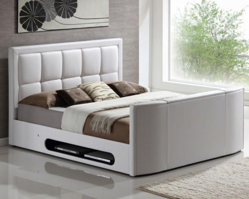 TV Bed Azure review | Expert Reviews