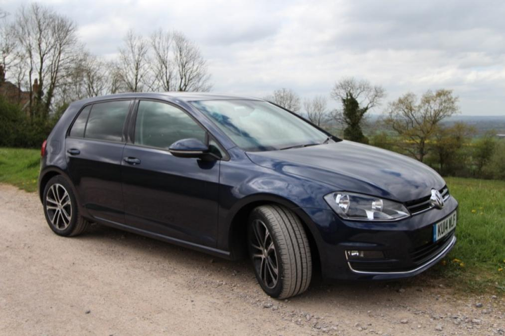 Cars Com Reviews >> Tech Drive: VW Golf GT 1.4 TSi (2014) - Pictures | Expert Reviews
