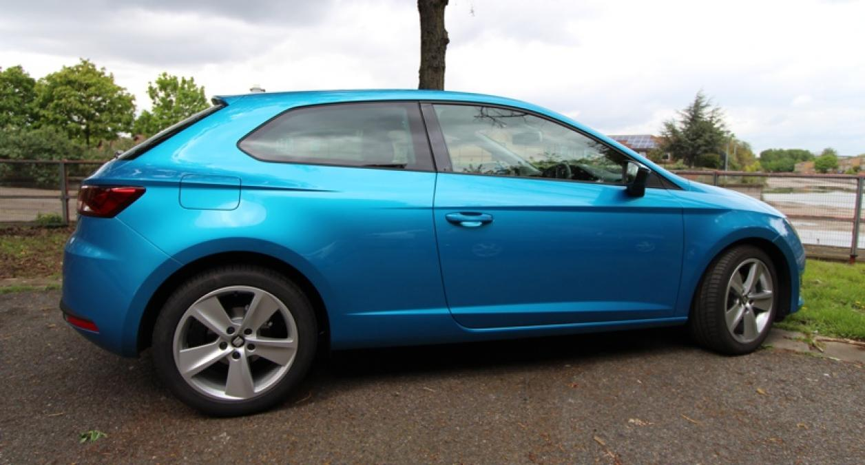 Seat Leon Fr 2 0 Tdi 2014 Pictures Expert Reviews