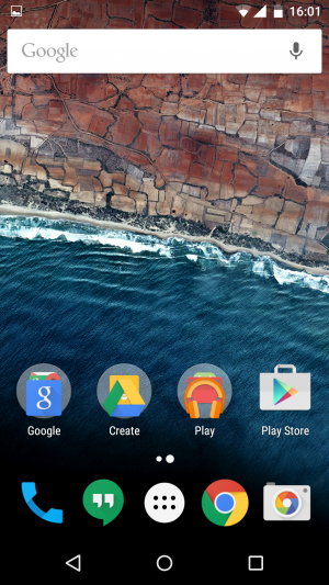 Android M - intro