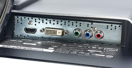 Asus VG236 More ports