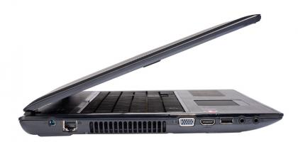 Acer Aspire 7551G Ports