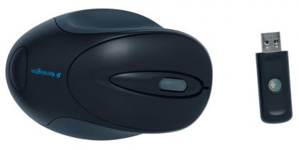Kensington Pro Fit Wireless Desktop Set mouse