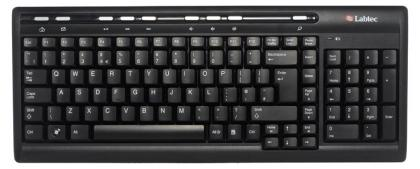 Labtec Media Wireless Desktop 800 keyboard