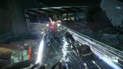 Crysis 2 Ceph weapon