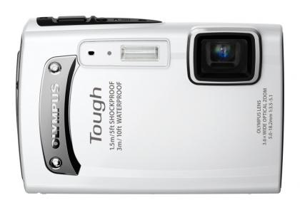 Olympus Tough TG-310 front