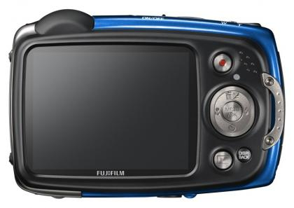 Fujifilm FinePix XP30 back