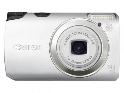 Canon PowerShot A3200 IS front