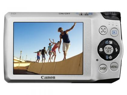 Canon PowerShot A3200 IS back
