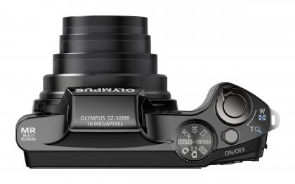 Olympus SZ-30MR top