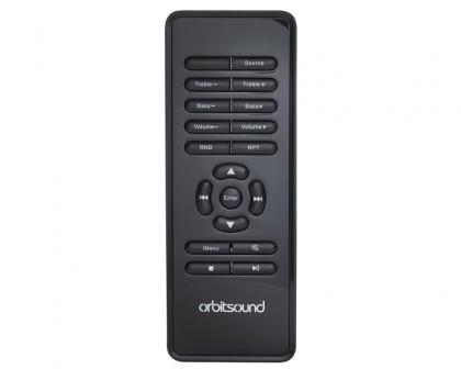 OrbitSound T12 remote control