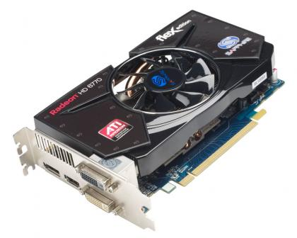 AMD Radeon HD 6770 FleX