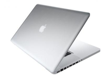Apple MacBook Pro 17in back