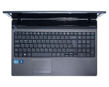 Acer Aspire 5750 keyboard