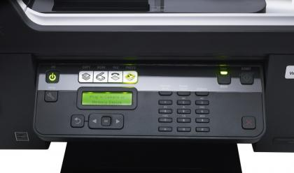 Lexmark Interpret S405 controls