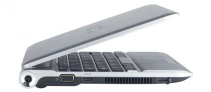 Sony Vaio YB3V1E left side