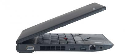 Lenovo ThinkPad X121e left side