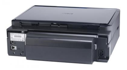 Epson Stylus Photo PX730WD back