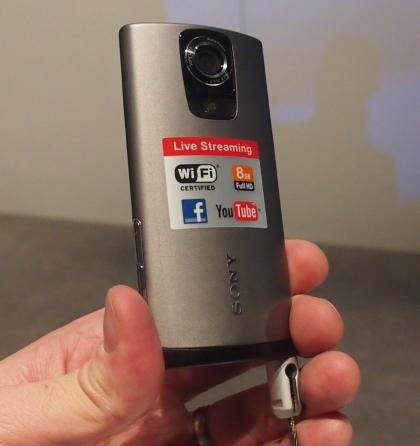 Sony Bloggie Live HD Camera