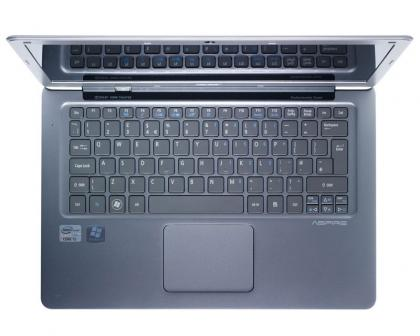 Acer Aspire S3 keyboard