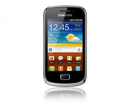 Galaxy Mini 2 Front