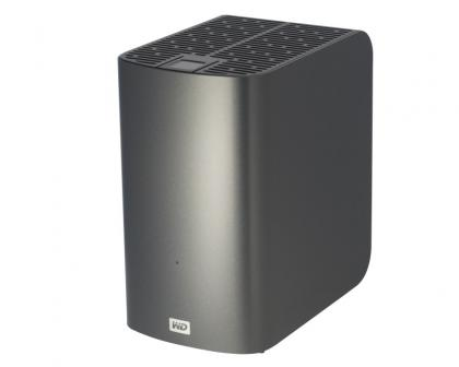 Western Digital My Book Live Duo 4TB