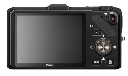 Nikon Coolpix S9300 rear